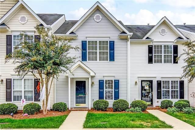 461 Dunwood Drive, High Point, NC 27265 (MLS #1045896) :: Ward & Ward Properties, LLC