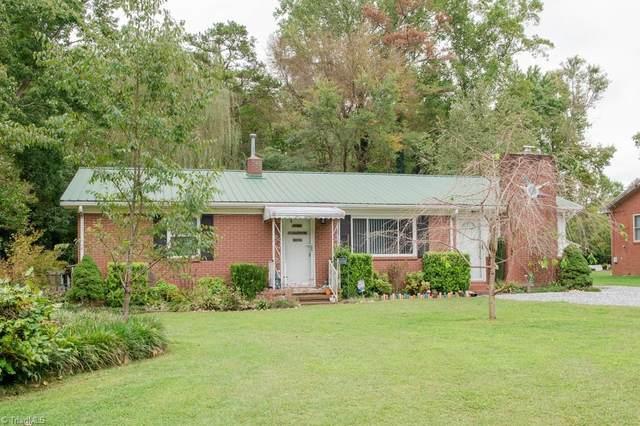 361 Garland Drive, Lexington, NC 27295 (MLS #1045922) :: Hillcrest Realty Group