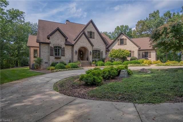 185 Point View Court, Denton, NC 27239 (MLS #1045923) :: Berkshire Hathaway HomeServices Carolinas Realty