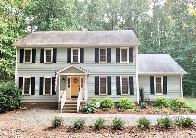 1133 Hazel Road, Burlington, NC 27215 (MLS #1045930) :: Berkshire Hathaway HomeServices Carolinas Realty