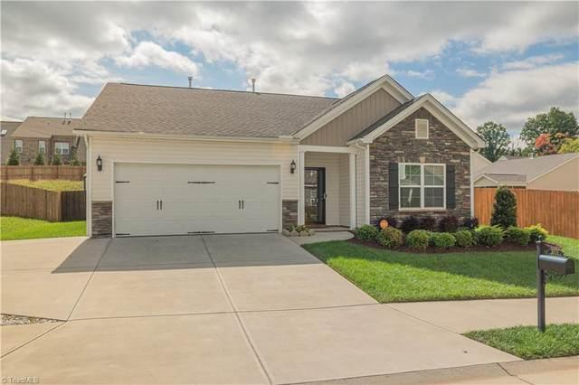 3111 York Place Drive, Walkertown, NC 27051 (#1045931) :: Mossy Oak Properties Land and Luxury