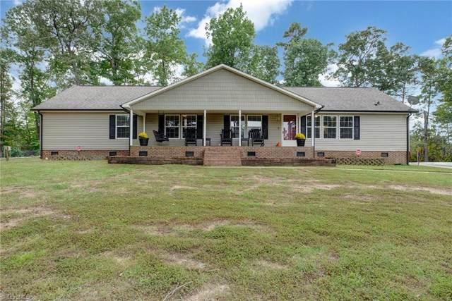 396 Lake Forest Drive, New London, NC 28127 (MLS #1045933) :: Berkshire Hathaway HomeServices Carolinas Realty