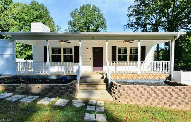 104 Hoover Drive, Lexington, NC 27292 (#1045957) :: Mossy Oak Properties Land and Luxury