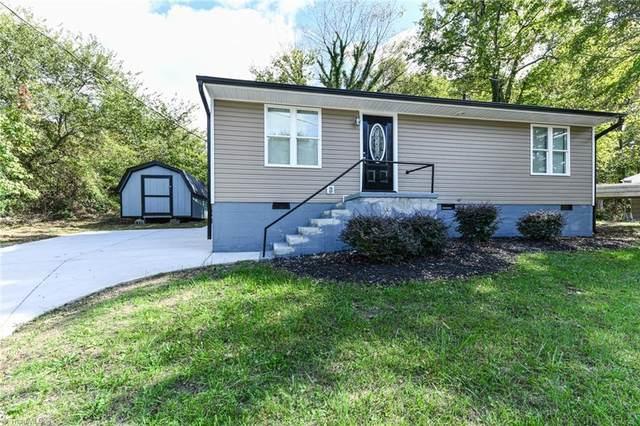 1203 Bellevue Street, Greensboro, NC 27406 (#1045958) :: Premier Realty NC