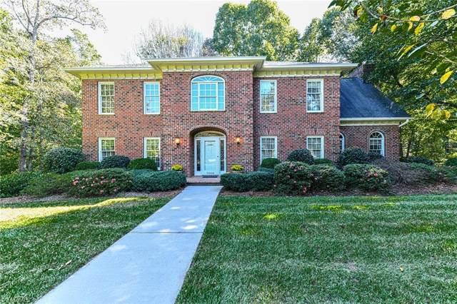 7008 May Lake Road, Clemmons, NC 27012 (MLS #1045963) :: Berkshire Hathaway HomeServices Carolinas Realty
