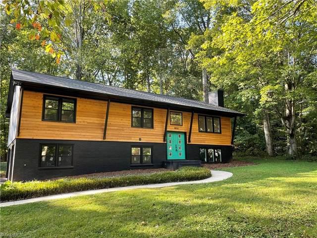 8836 Kings Tree Road, Lewisville, NC 27023 (MLS #1045972) :: Hillcrest Realty Group