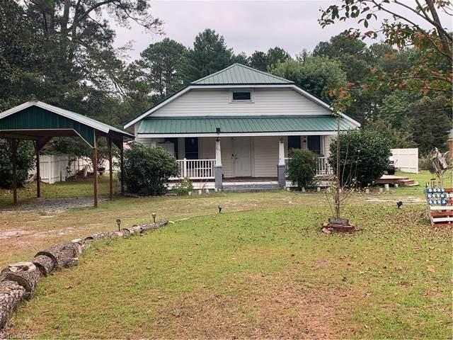 413 Whiskey Road, Candor, NC 27229 (MLS #1045978) :: Berkshire Hathaway HomeServices Carolinas Realty
