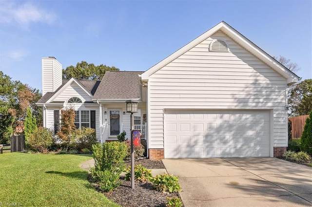 3611 Single Leaf Court, High Point, NC 27265 (MLS #1045997) :: Witherspoon Realty