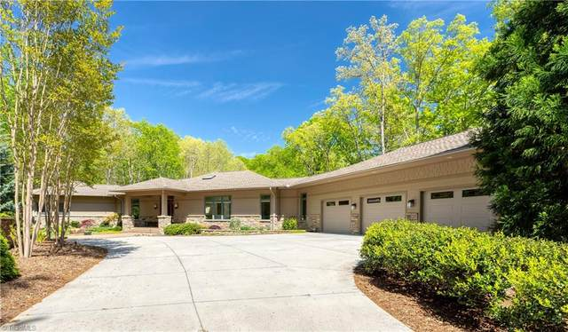 140 Newcomb Lane, Lewisville, NC 27023 (MLS #1046004) :: Witherspoon Realty