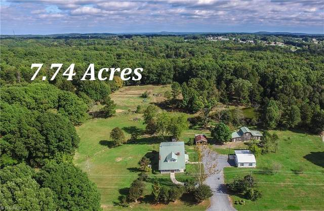 471 Mack Road, Asheboro, NC 27205 (MLS #1046009) :: Witherspoon Realty