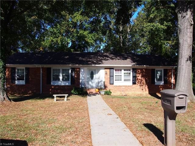 225 Woodhaven Drive, Lexington, NC 27295 (MLS #1046013) :: Witherspoon Realty