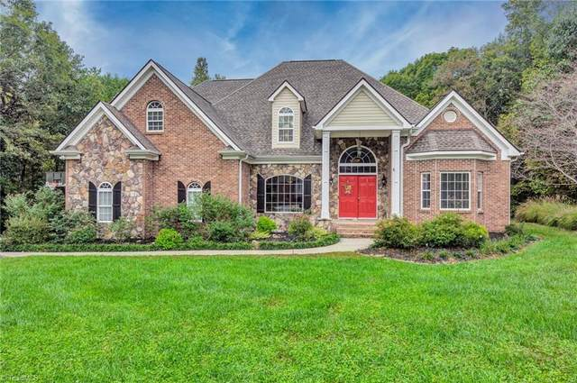190 Almont Forest Drive, Clemmons, NC 27012 (MLS #1046035) :: Witherspoon Realty