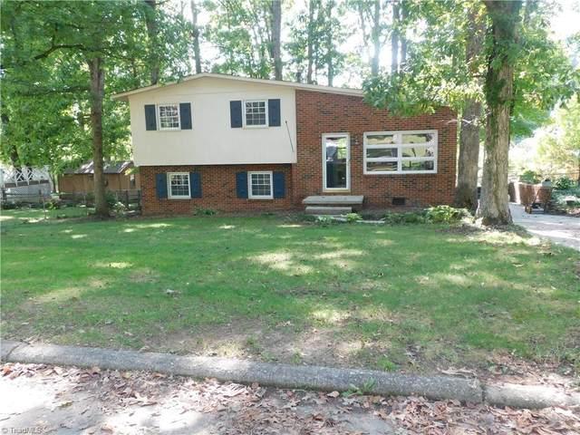 3903 Raintree Drive, Greensboro, NC 27407 (MLS #1046061) :: Berkshire Hathaway HomeServices Carolinas Realty