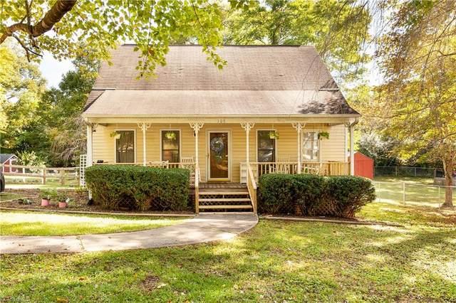 105 Trollinger Street, Randleman, NC 27317 (MLS #1046093) :: Witherspoon Realty