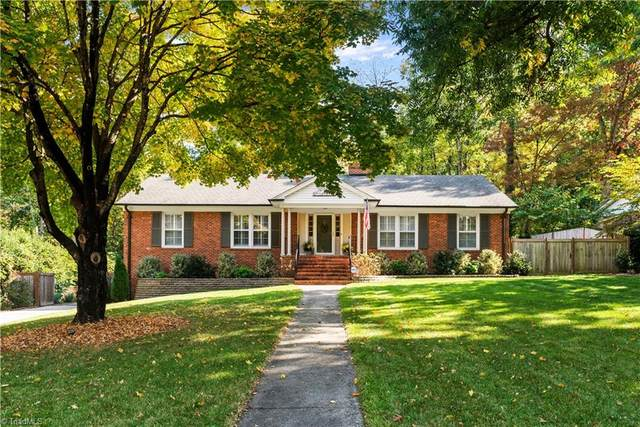 2008 Downing Street, Greensboro, NC 27410 (MLS #1046098) :: Hillcrest Realty Group