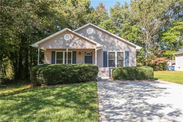 4148 Sunflower Circle, Winston Salem, NC 27105 (MLS #1046101) :: Lewis & Clark, Realtors®