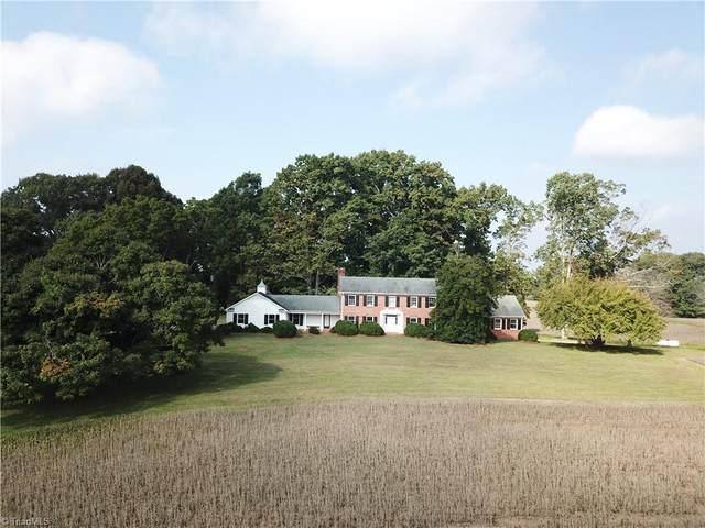 1628 Lone Hickory Road, Yadkinville, NC 27055 (MLS #1046106) :: Ward & Ward Properties, LLC