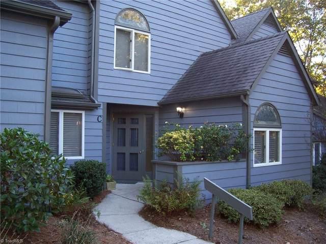 206 N Lindell Road C, Greensboro, NC 27403 (MLS #1046107) :: Ward & Ward Properties, LLC