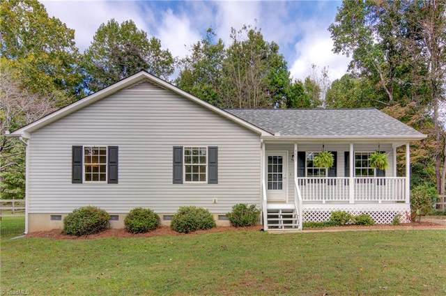 4607 Harwood Road, Greensboro, NC 27406 (MLS #1046117) :: Witherspoon Realty