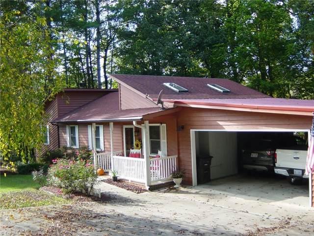 149 Stonebridge Road, Purlear, NC 28665 (MLS #1046129) :: Berkshire Hathaway HomeServices Carolinas Realty