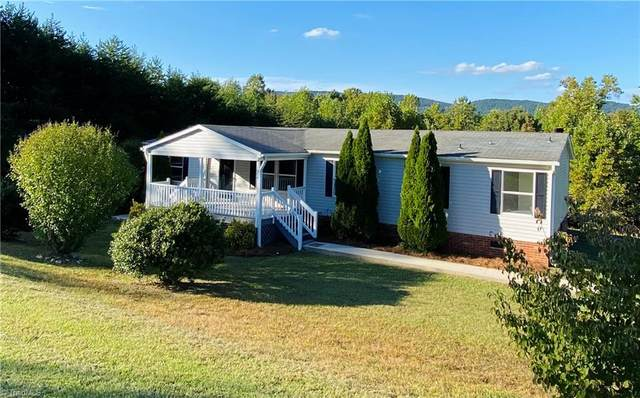 1014 Barn Road, Walnut Cove, NC 27052 (MLS #1046152) :: Witherspoon Realty