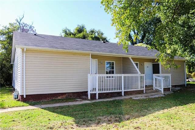 208 W Kearns Avenue, High Point, NC 27260 (MLS #1046155) :: Team Nicholson