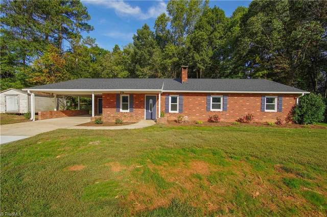 4787 Beeson Farm Road, Sophia, NC 27350 (MLS #1046156) :: Witherspoon Realty