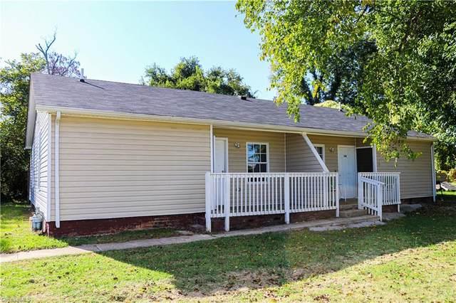 208 W Kearns Avenue, High Point, NC 27260 (MLS #1046157) :: Team Nicholson