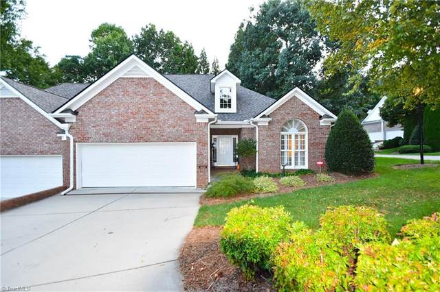 2 Indigo Lake Terrace, Greensboro, NC 27455 (MLS #1046170) :: Ward & Ward Properties, LLC