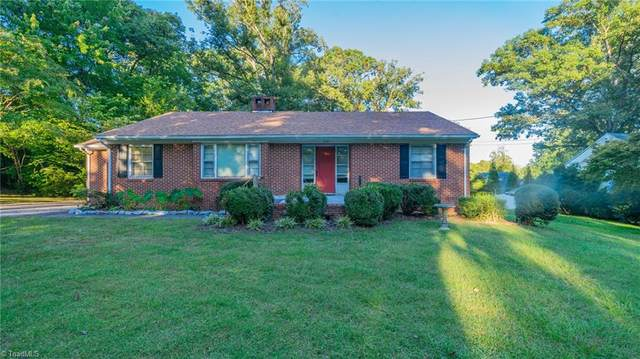 1110 Larkwood Drive, Reidsville, NC 27320 (MLS #1046180) :: Witherspoon Realty