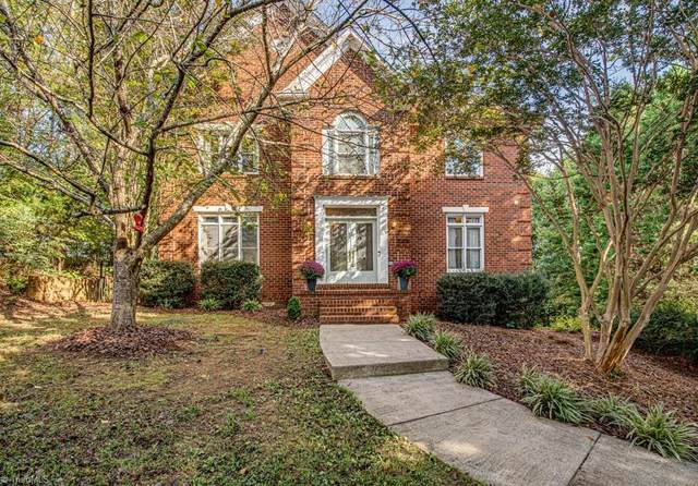 8308 Tralee Road, Clemmons, NC 27012 (MLS #1046181) :: Witherspoon Realty