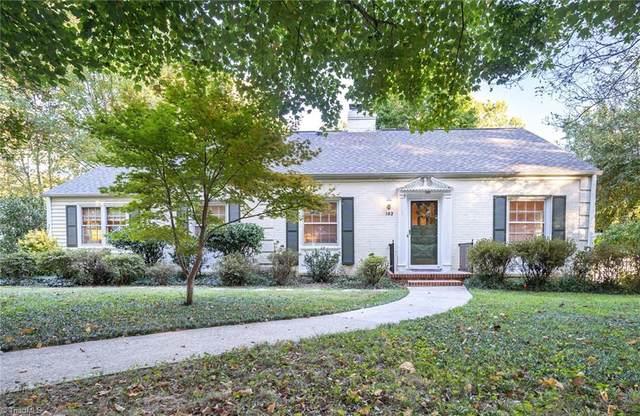 102 Homewood Avenue, Greensboro, NC 27403 (#1046184) :: Premier Realty NC