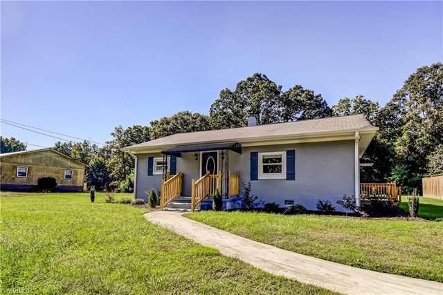 242 Ja Tysinger Road, Thomasville, NC 27360 (MLS #1046190) :: EXIT Realty Preferred
