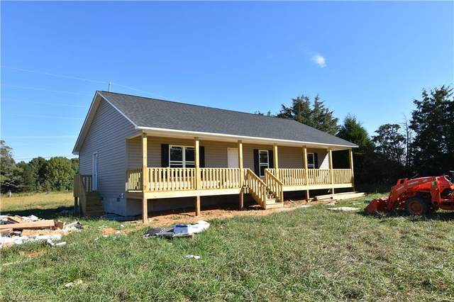 175 Mack Trail, Lexington, NC 27292 (MLS #1046206) :: Hillcrest Realty Group