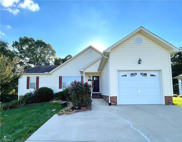 1202 Bayford Court, High Point, NC 27265 (MLS #1046225) :: Hillcrest Realty Group