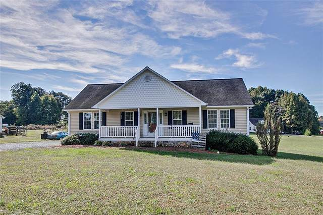 6488 Whites Chapel Road, Staley, NC 27355 (MLS #1046242) :: Witherspoon Realty