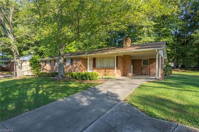 263 Rolling Park Drive, Lexington, NC 27295 (MLS #1046243) :: Ward & Ward Properties, LLC