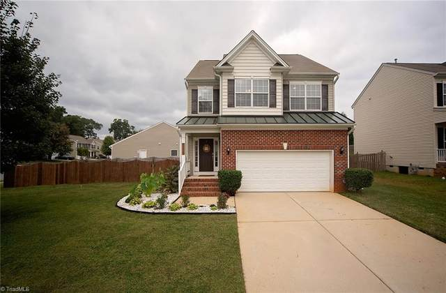 501 Blue Lake Drive, Mebane, NC 27302 (MLS #1046246) :: Witherspoon Realty