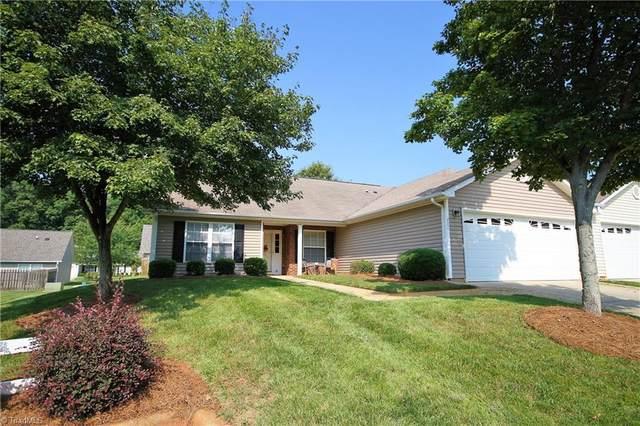 706 Chancery Street, Elon, NC 27244 (MLS #1046250) :: Berkshire Hathaway HomeServices Carolinas Realty