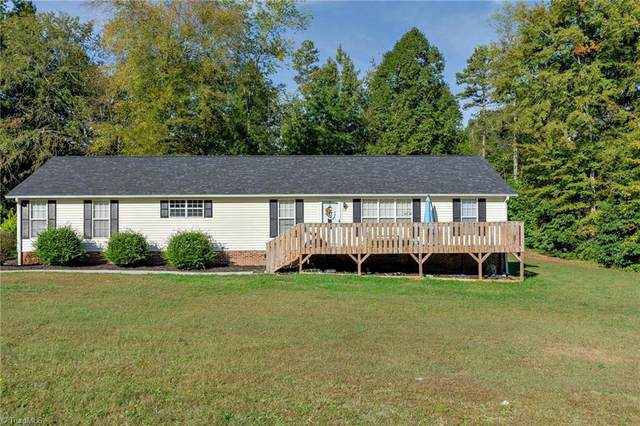 157 Archie Lane, Lexington, NC 27295 (MLS #1046253) :: Witherspoon Realty