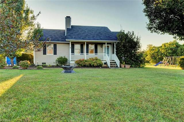 138 Hawks Nest Road, Madison, NC 27025 (MLS #1046259) :: Witherspoon Realty