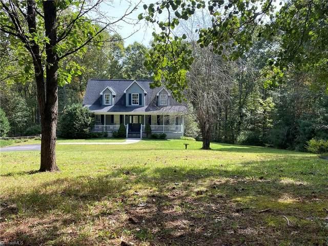 348 Deer Creek Lane, Wilkesboro, NC 28697 (MLS #1046262) :: Berkshire Hathaway HomeServices Carolinas Realty