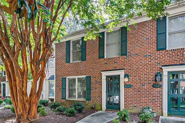 4627 Lawndale Drive, Greensboro, NC 27455 (MLS #1046268) :: Berkshire Hathaway HomeServices Carolinas Realty
