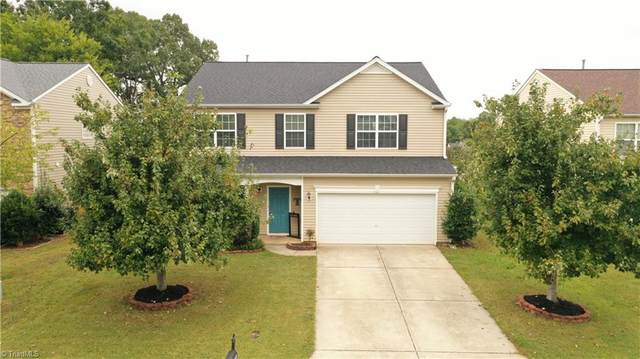 7338 Ethans Way, Burlington, NC 27215 (MLS #1046270) :: Witherspoon Realty