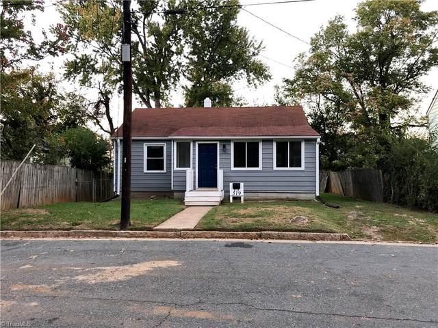 519 24 1/2 Street, Winston Salem, NC 27105 (#1046272) :: Rachel Kendall Team