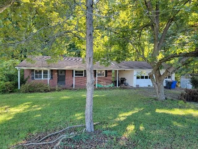 117 Stafford Annex, Kernersville, NC 27284 (MLS #1046285) :: Berkshire Hathaway HomeServices Carolinas Realty