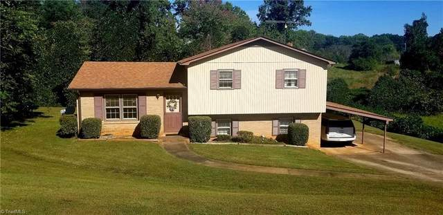 1229 Bowen Road, Yadkinville, NC 27055 (MLS #1046289) :: Witherspoon Realty