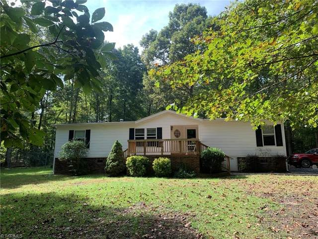 5533 Pisgah Covered Bridge Road, Asheboro, NC 27205 (MLS #1046295) :: Witherspoon Realty