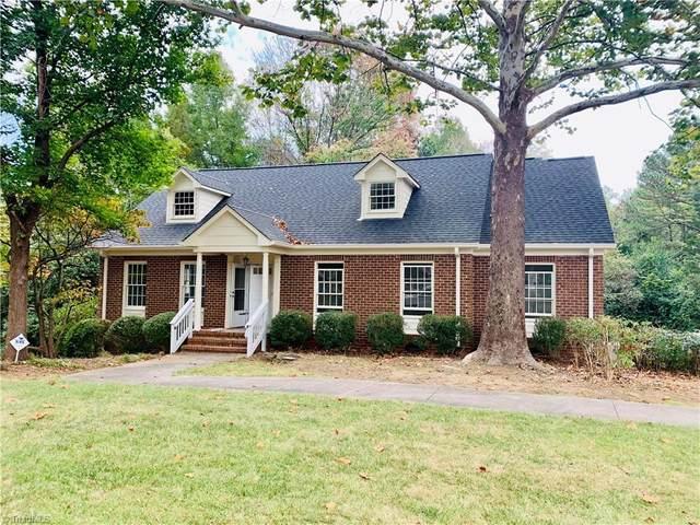 1304 Condor Drive, Greensboro, NC 27410 (MLS #1046301) :: Berkshire Hathaway HomeServices Carolinas Realty