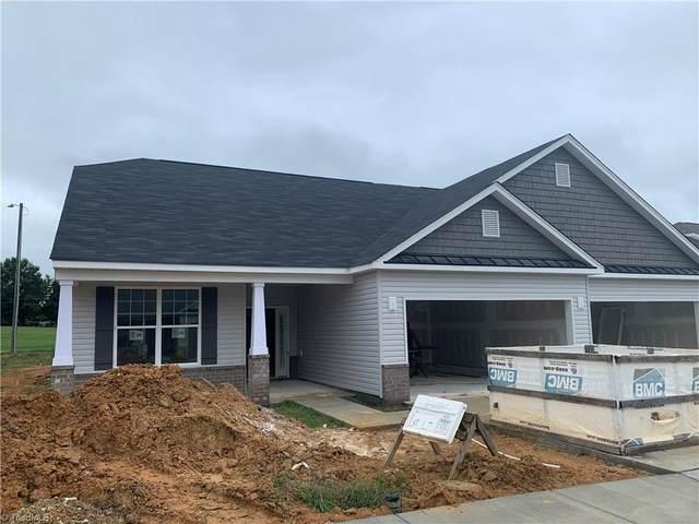 120 Oxford Ridge Court Lot 16, Kernersville, NC 27284 (MLS #1046327) :: Ward & Ward Properties, LLC